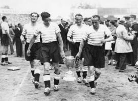 La FSCF, à l'origine du football en France