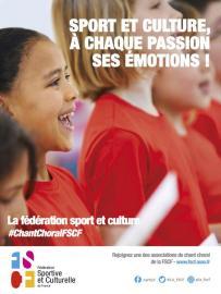 FSCF Chant Choral Activité