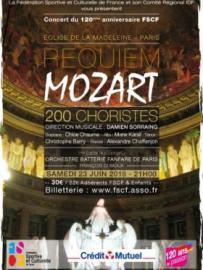 FSCF aquitaine concert 120 ans