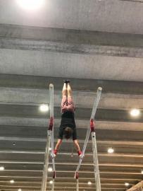 FSCF Deux athlètes du CDD au tournoi international de gymnastique