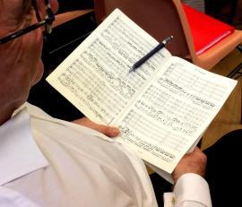 FSCF Aquitaine répétition réquiem Mozart