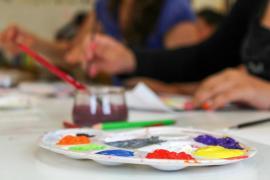 Les arts plastiques à la FSCF