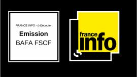 France Info BAFA FSCF