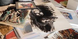 Exposition arts plastique