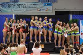 fscf Championnat National 2 de Gymnastique Rythmique