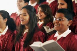 Rencontre avec l'activité chant choral à la Fédération