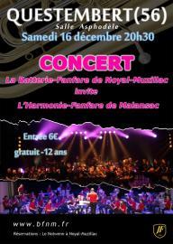 Concert BF de Noyal-Muzillac 2017