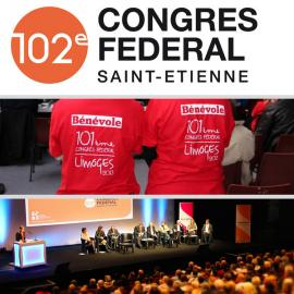Retour sur les Congrès Fédéraux 2014, 2013 et 2012.