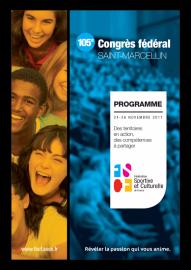 FSCF congrès fédéral