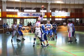 Basket-Ball : L'équipe Saint-Bruno de Bordeaux triomphe chez les vétérans