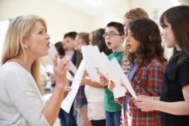 Perfectionnement chant choral : inscrivez-vous ici !