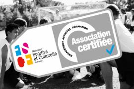 logo association certifiée fédération sportive et culturelle de france