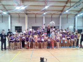 FSCF Montalieu-Vercieu : des résultats positifs pour la gymnastique