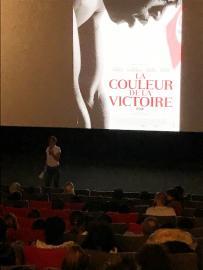 Le film La couleur de la victoire