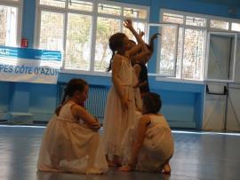 Festival départemental de Danse FSCF - Marseille 2015