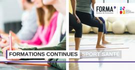 Formations continues « Sport santé » : une compétence supplémentaire pour un accueil adapté de tous les publics