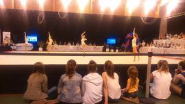 FSCF gymnastique rythmique et sportive compétition