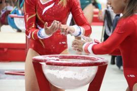 FSCF championnat gymnastique féminine