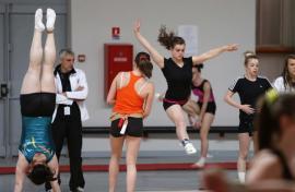 FSCF formations gymnastique féminine