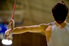 Championnat Gymnastique Masculine