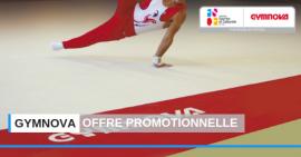 FSCF Gymnova offre promotionnelle