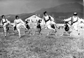 FSCF, Concours Interrégionaux de gymnastique, 1960