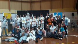 Championnat national Judo FSCF