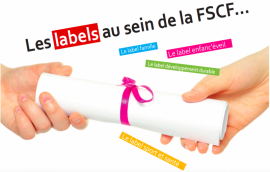 affiche labels FSCF