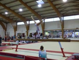 Gymnastique féminine association La Fraternelle