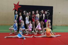 FSCF Graines de gym en spectacle