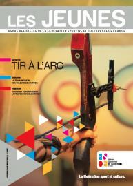 Couverture magazine Les Jeunes 2553