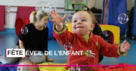 Rendez-vous au sein de l'association Le Lacydon, Fête haute en couleur ''Eveil de l'enfant''