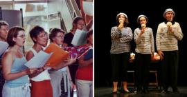 Merci aux organisateurs des Rencontres Nationales Théâtre et Chant choral 2017 à Celles-sur-Durolle