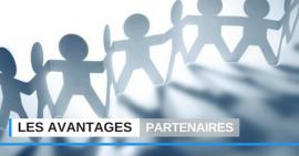 les avantages partenaires et fournisseurs de la FSCF