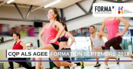 CQP ALS AGEE Pays de la Loire : une nouvelle formation en septembre 2018