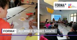 L'institut de formation FORMA' organise une journée « SPORT SANTÉ » en Pays de la Loire