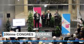 Un congrès fédéral pour clotûrer les 120 ans de la fédération