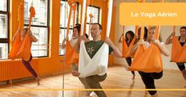 Le yoga aérien