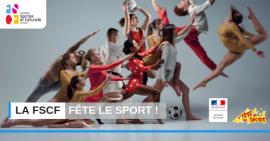 La fédération fête le sport !