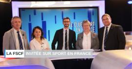 La fédération mise à l'honneur sur Sport en France, la chaîne du CNOSF