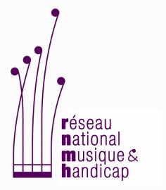 Logo Réseau national Musique & Handicap