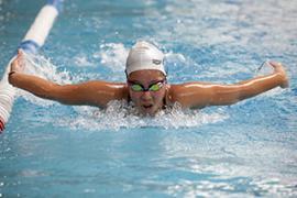 La natation pour se détendre
