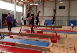 FSCF Gymnastique féminine : se préparer avant les compétitions