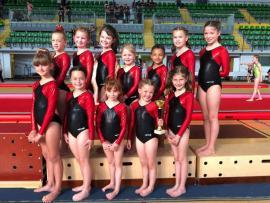 FSCF Devenir juge pour la gymnastique artistique féminine