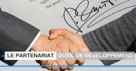 Le partenariat associatif pour développer son projet