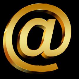 Vers l'harmonisation des adresses emails de la FSCF