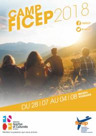Le camp FICEP 2018 est de retour !