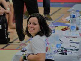 FSCF Interview de la jeune responsable de l'année