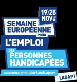 FSCF semaine européenne pour l'emploi des personnes handicapées