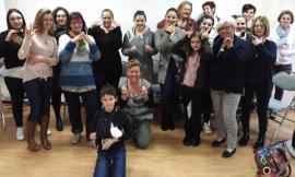 Sensibilisation à la langue des signes par le Comité Départemental Nord